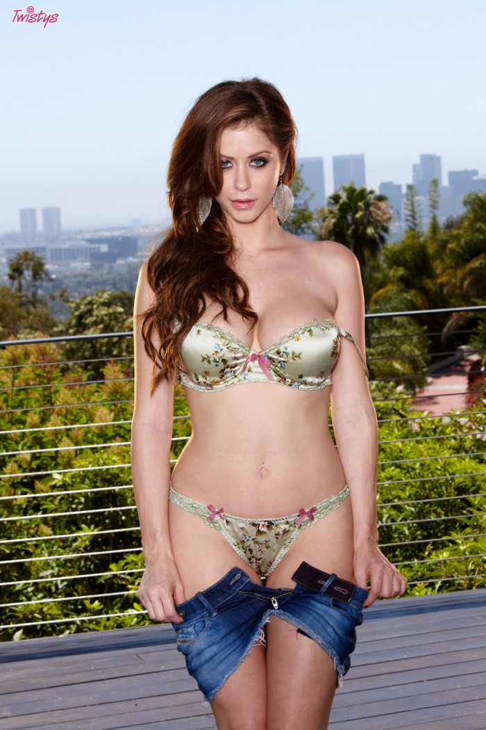 Emily Addison Bra and Panties